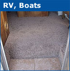 RV Boats and other floors